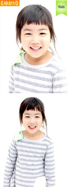 ネットショップ撮影 モデル撮影写真 キッズモデル 子供モデル45